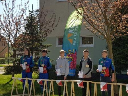 Mistrzostwa Polic w Sprinterskim Biegu na Orientacje - 3 runda XXV Mistrzostw Po
