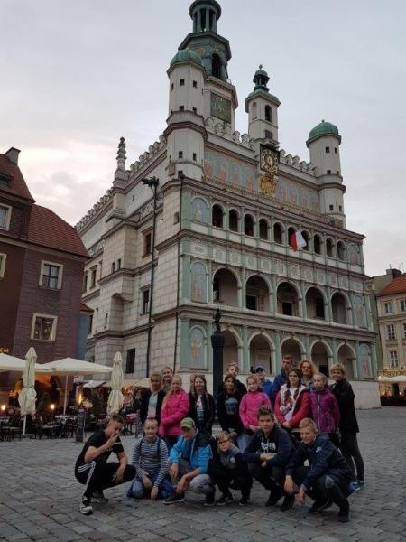Klasy siódme w Poznaniu