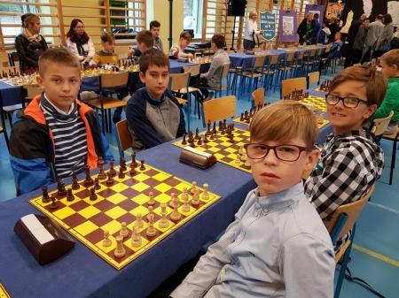 I Turniej Szachowy w Goleniowie