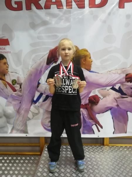 Turniej karate V Grand Prix Lęborka