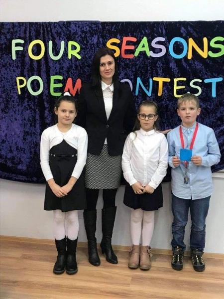 Konkurs recytatorski w języku angielskim