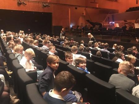 Wolontariat - Limuzyną do Filharmonii