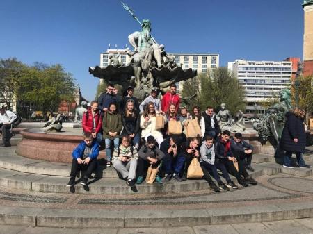 """""""Doświadczanie sztuki"""" w Berlinie"""