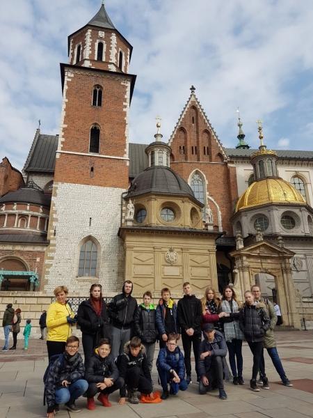 Zwiedzanie Krakowa i udział w II Ogólnopolskich Myślenickich Marszach na Orie