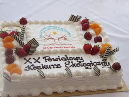 Powiatowy Konkurs Ekologiczny - 20 lat minęło...
