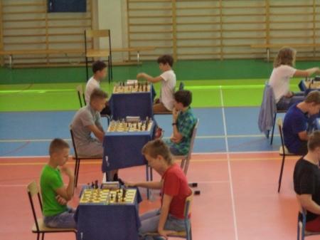 II Turniej Szachowy w Goleniowie