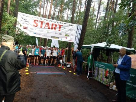 Wielkie Grzybobranie i Maraton Puszczy Goleniowskiej