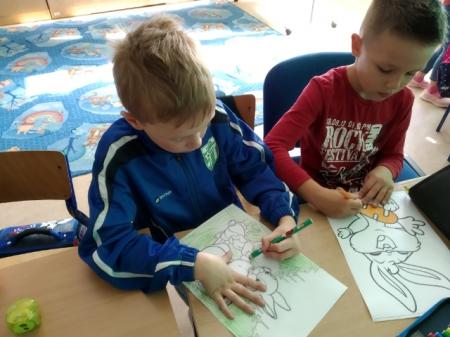 Światowy Dzień Królika – zajęcia SK LOP w świetlicy szkolnej