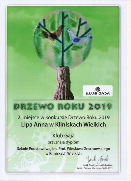 Święto Drzewa w Warszawie