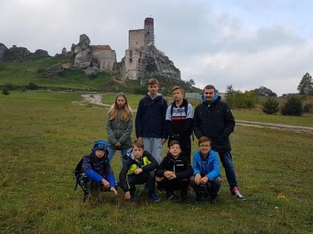 """Ogólnopolskie Marsze na Orientację """"Pieczenie Ziemniaka"""""""