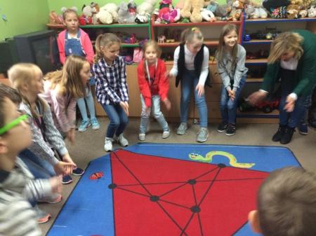 Zabawa Andrzejowa - świetlica szkolna