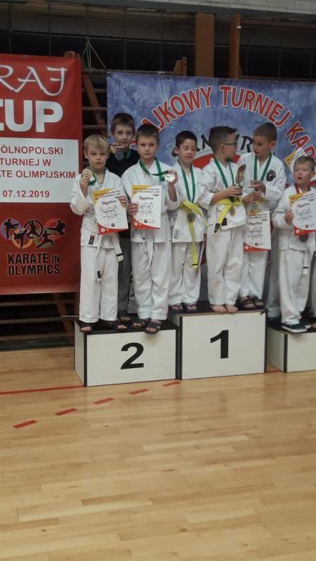 XX Mikołajkowy Turniej Karate
