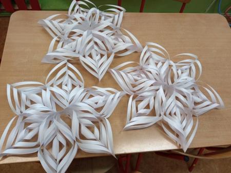 Świetlica - Papieroplastyka