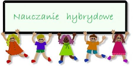 Nauczanie hybrydowe w klasach 1-3