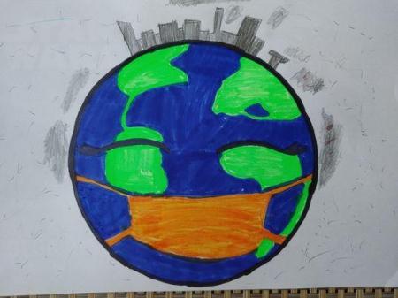 Dzień Ziemi w klasie 4b