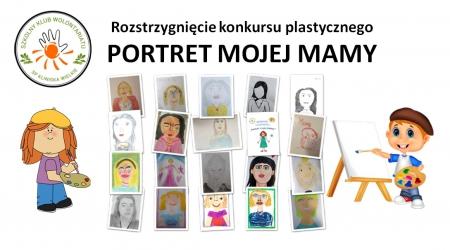Rozstrzygnięcie konkursu – Portret Mojej Mamy
