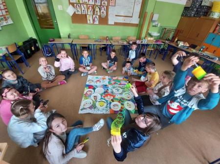 Dzień Dziecka w klasie 3C