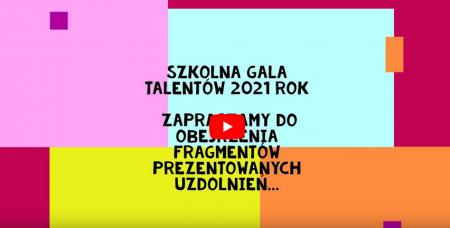Szkolna Gala Talentów [FILM]